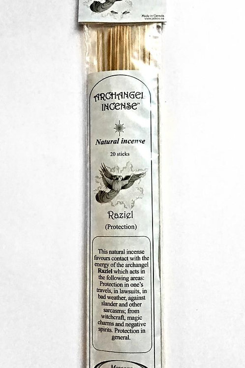 Incense Archangel Raziel for Protection