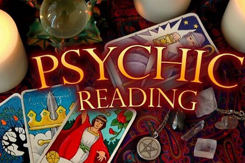 Gallery Psychic Readings