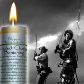 Candle Banishing - Needed Change