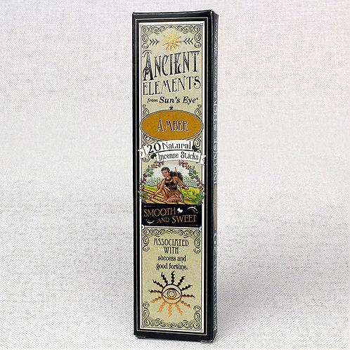 Incense Ancient Elements - Amber