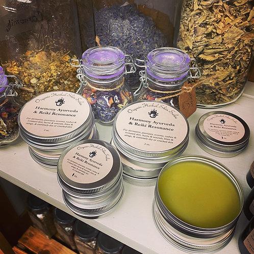 Organic Herbal Skin Salve 1 oz.