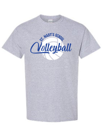 St Mary's Volleyball Short Sleeve