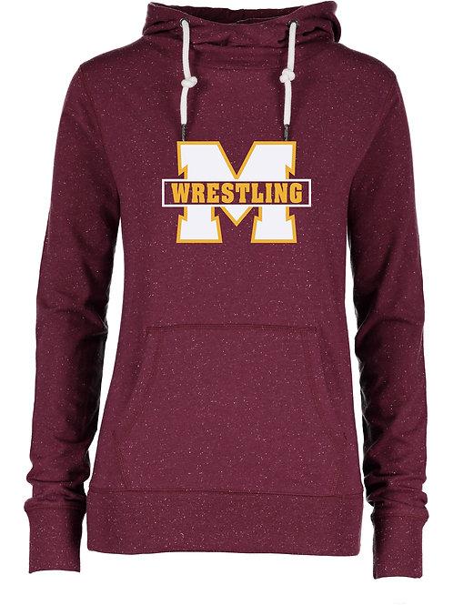 Medford Wrestling Mom Hoodie