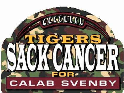 Medford Sack Cancer Decal