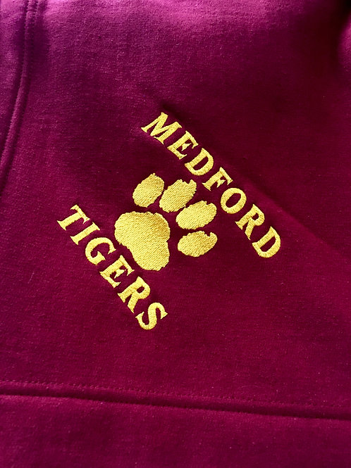 Tigers Blanket