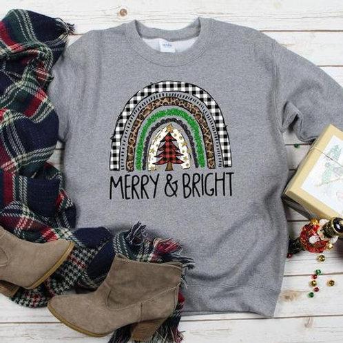Merry & Bright Tee