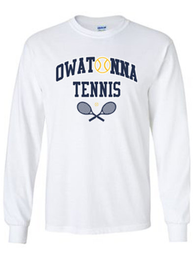 Girls Tennis Parent Long Sleeve