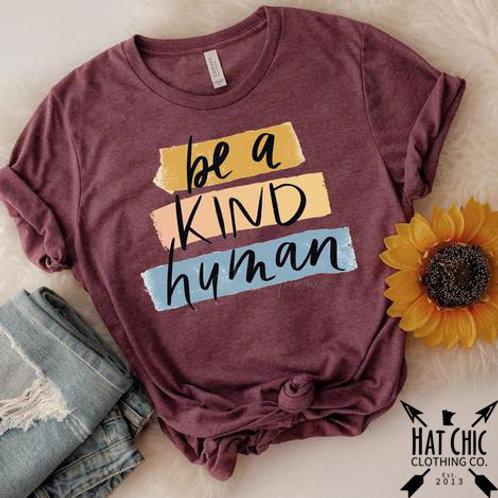 Be a Kind Human Tee