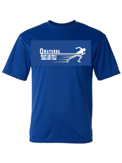 OMS Track & Field Tee Shirt
