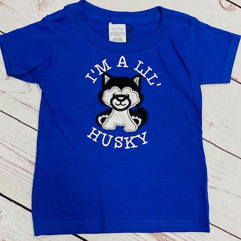 Lil Husky Toddler Tee