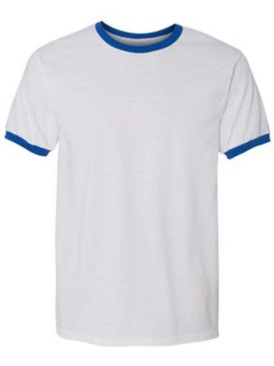 Blue Collar BBQ Tee Shirt