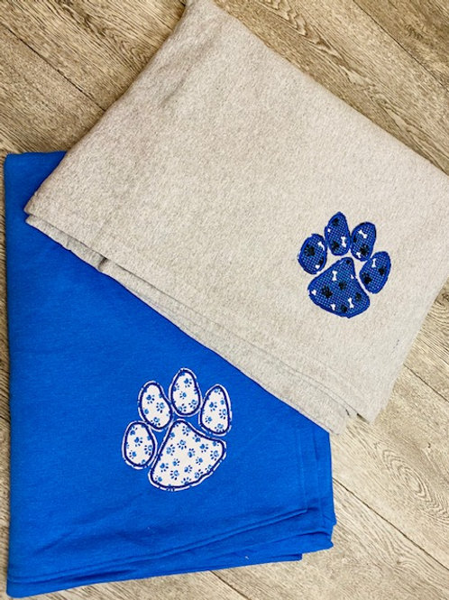 Gildan Paw Blanket
