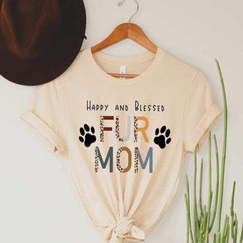 Fur Mom Tee