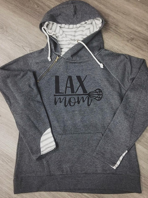 LAX Mom Double Hood