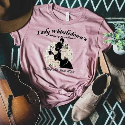 Lady Whistledown's Tee