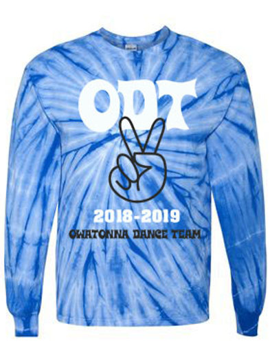 ODT Youth Long Sleeve Tee