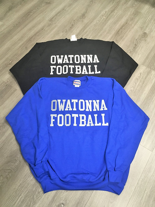 Fisher Owatonna Football Sweatshirt