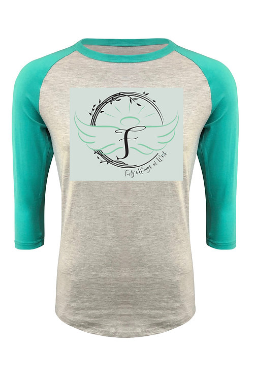 Finly's Youth Raglan Tee