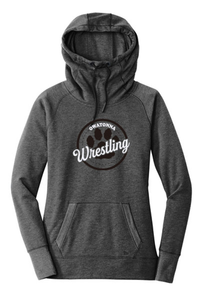 Owatonna Wrestling Mom Hoodie
