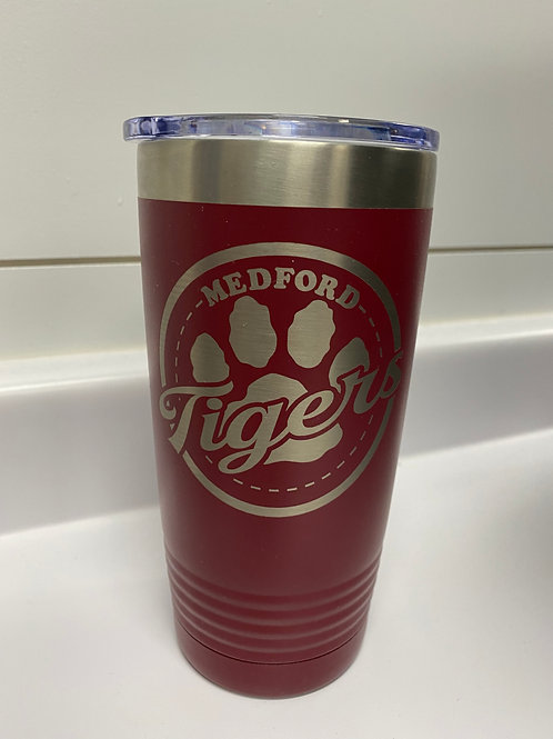 Medford Tigers Insulated Mug