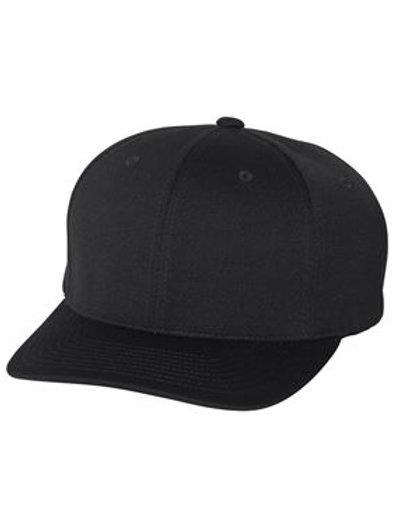 Men's Black Flexfit Hat