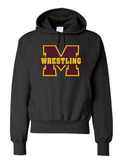 Medford Wrestling Hoodie