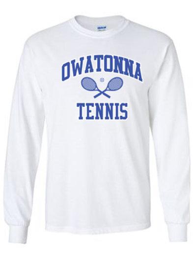 Girls Tennis Long Sleeve