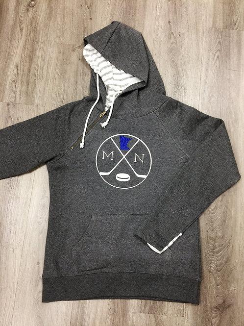 MN Hockey Double Hood