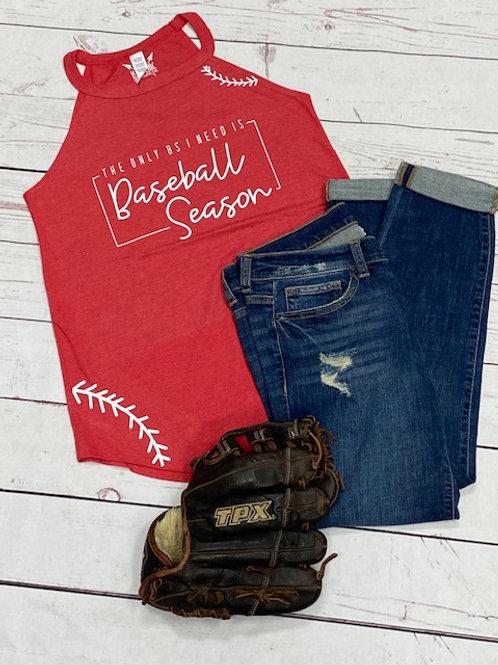 The Only BS I Need is Baseball Season