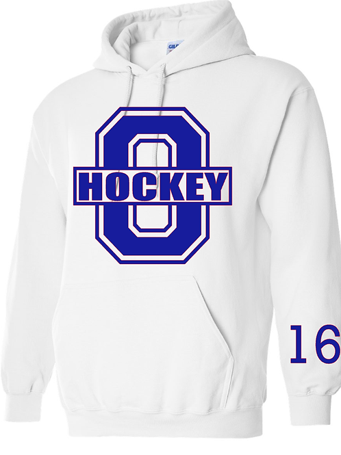 Hockey Hooded Sweatshirt