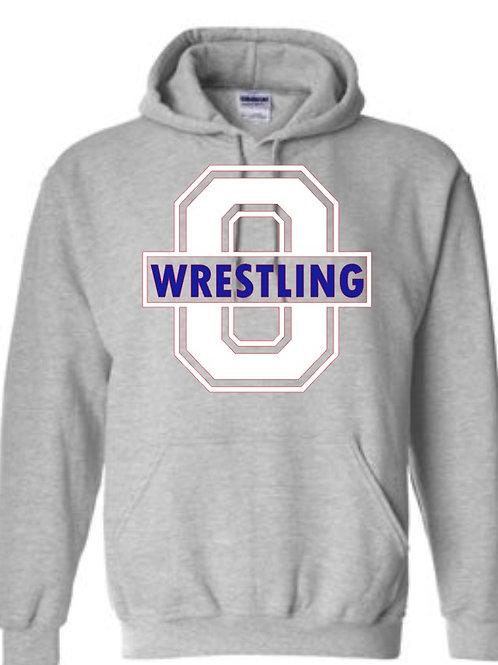 Owatonna Wrestling Hoodie