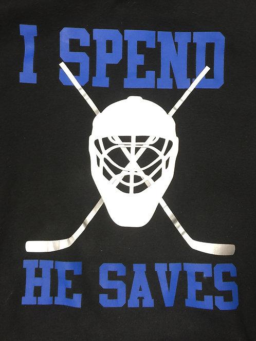 I Spend He Saves