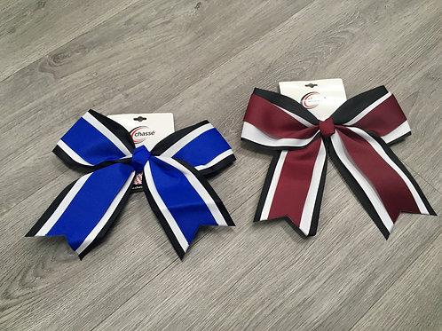 Stripe Bows