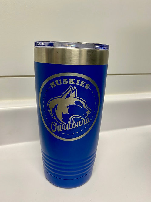 Owatonna Huskies Insulated Mug