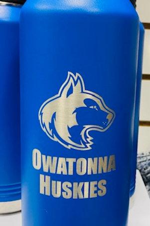 Huskies Waterbottle