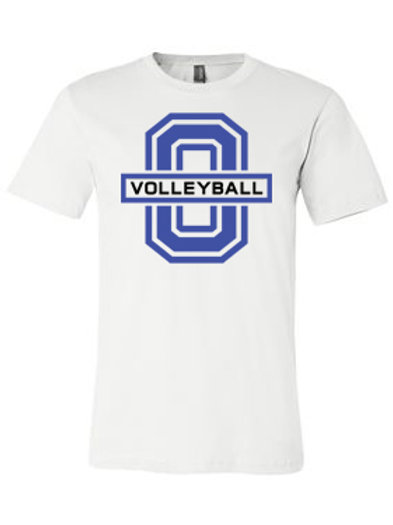 Volleyball Triblend Short Sleeve