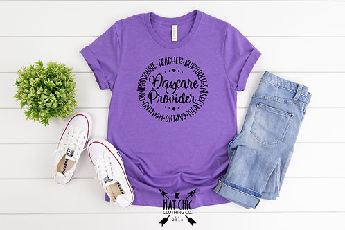 Daycare Provider Tee