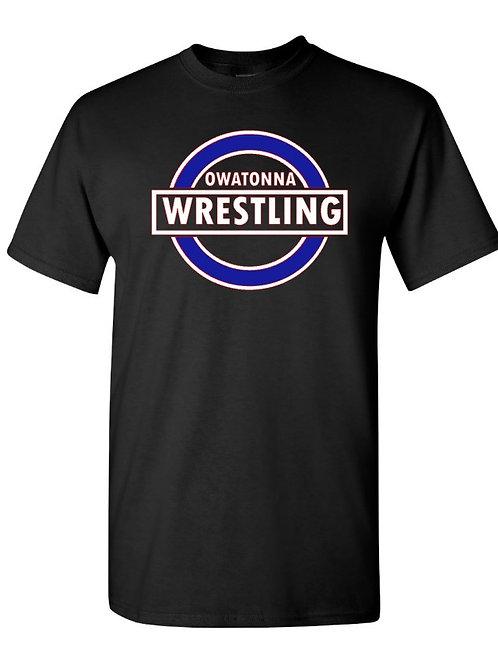 Owatonna Wrestling Tee