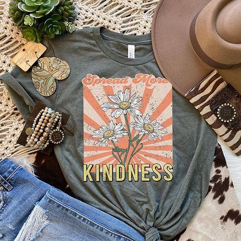 Spread More kindness