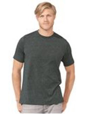 Unisex Charcoal Gray Tee Shirt