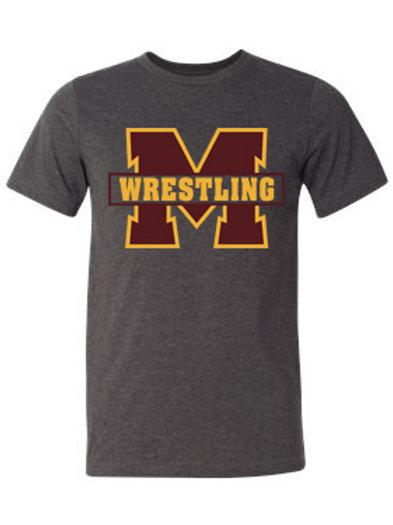 Medford Wrestling Tee Shirt