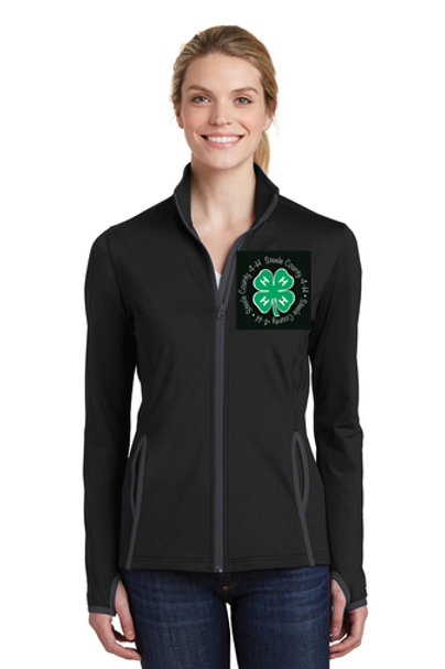 4H Women's Full Zip Jacket