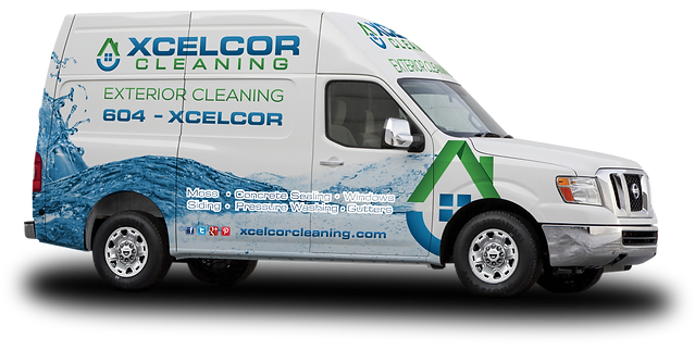 Xcelcor Exterior Cleaning Services, Vancouver & Victoria