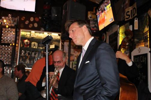 Pete Caldera at Foley's