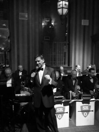 Pete Caldera at The Carnegie Club