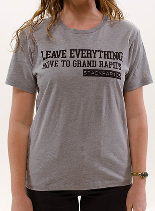 LEAVE EVERYTHING TEE