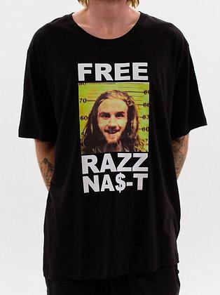 FREE RAZZ TEE