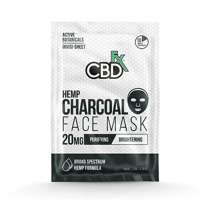 CBD CHARCOAL MASK – 20mg