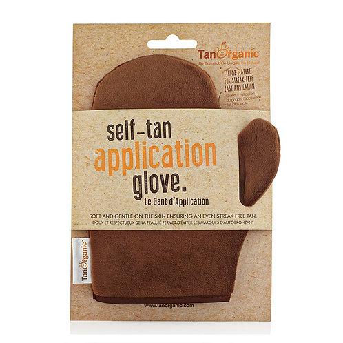 Tanorganic gant d'application