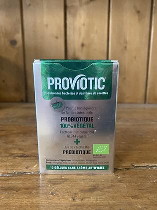 Probiotique voyage